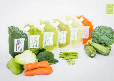 Verduras Steam And Eat